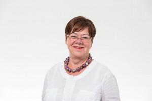Ortsvorsteherin Ingeborg Jordan