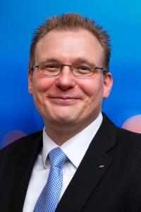 Stadtverordneter und SPD-Ortsvereinsvorsitzender Dietmar Bürger